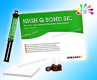 HIGH-Q-Bond SE, Auto Mix, А2 (T, бел.), самоадгез. композ. цемент двойного отвержд., 5 мл, насадки