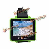 Gteng FPV t909 5.8G 3DBi 32ch приемник 2.6-дюймов экран в режиме реального времени носимых часы ж/350мАh липо