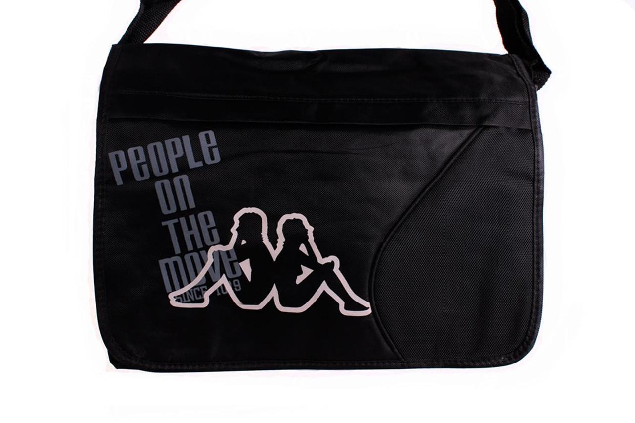 Спортивная текстильная сумка 304065 черная