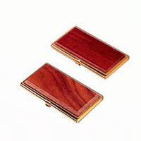 Футляр для визиток красное дерево BESTAR 1327WDN