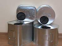 Коробка для хранения зерна КХОЗ-2,5л (квадратной формы)