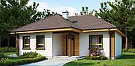 Строительство коттеджей и малоэтажных домов.Дом № 2,49