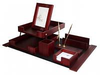 Настольный набор Bestar 7 предметов красное дерево 7281WDM