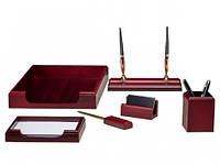 Набор настольный Bestar 6 предметов красное дерево 6159XDU