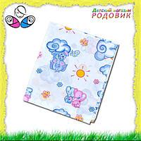 Пеленка для новорожденных ситец 95*110 см