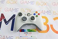Белый Xbox 360 Джойстик Джой Геймпад Оригинал