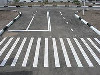 Краска для разметки дорог Шоссе, АК-11,501 белая,красная,желтая
