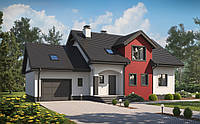 Строительство коттеджей и малоэтажных домов.Дом № 2,50