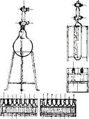 Аппарат СВ-7631 М для определения содержания кислорода в чистом азоте и аргоне