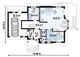 Строительство коттеджей и малоэтажных домов. Проект Дома № 2,50, фото 6