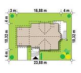 Строительство коттеджей и малоэтажных домов. Проект Дома № 2,50, фото 8