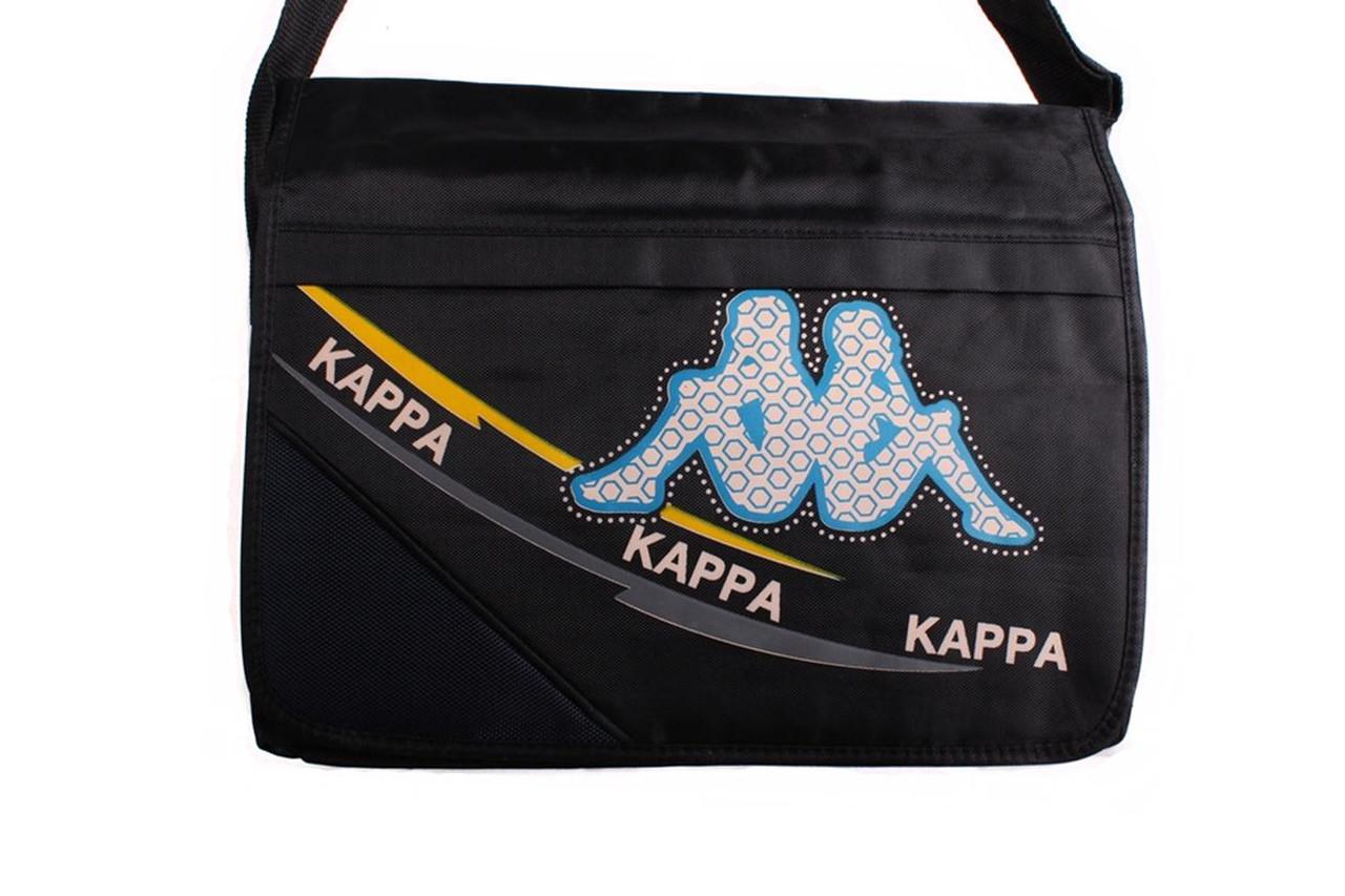 Спортивная текстильная сумка 304137 черная