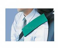 Чохол Koszulki на ремінь безпеки (зелений)