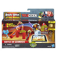 Игра Angry Birds Star Wars Telepods Battle on Geonosis