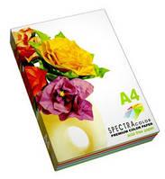 Цветная бумага офисная А4 Spectra-Rainbow Pack 10х25 80г/м2 250 лист. (Радуга)