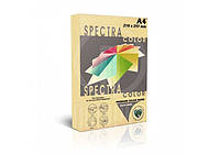 Бумага А4 SPECTRA COLOR 80 г/м2 пастель Cream 110 кремовый (500 листов)16,4398