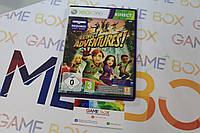 Kinect Adventures ENG Xbox 360 Лицензия Оригинал