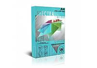 Бумага А4 SPECTRA COLOR 80 г/м2 пастель Blue 180 голубой (500 листов) 16,4406
