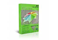 Бумага А4 SPECTRA COLOR 80 г/м2 интенсив Parrot 230 зеленый (500 листов) 16,4413