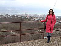 Слингопальто демисезонное классическое 3в1: беременность, слингоношение, обычное пальто(фото клиентки)