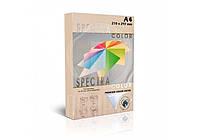 Бумага А4 SPECTRA COLOR 160 г/м пастель Ivory 100 слоновая кость (250 листов) 16,4443