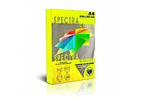 Бумага А4 SPECTRA COLOR 160 г/м интенсив Lemon 210 лимон (250 листов) 16,4448