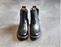 Классические мужские ботинки зимнего сезона