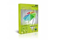 Бумага А4 SPECTRA COLOR 155 г/м неон Cyber HP Green 321 зеленый (250 листов) 16,3309