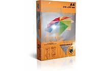 Бумага А4 SPECTRA COLOR 155 г/м неон Cyber HP Orange 371 оранжевый (250 листов) 16,3313