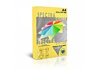 Бумага А3 SPECTRA COLOR 160 г/м пастель Yellow 160 желтый (250 листов) 16,4454