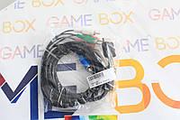 PlayStation 2 3 PS2 PS3 Компонентный кабель HDTV