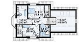 Строительство коттеджей и малоэтажных домов СТРОИТЕЛЬСТВО. Проект Дома № 2,51, фото 7