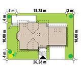 Строительство коттеджей и малоэтажных домов СТРОИТЕЛЬСТВО. Проект Дома № 2,51, фото 8