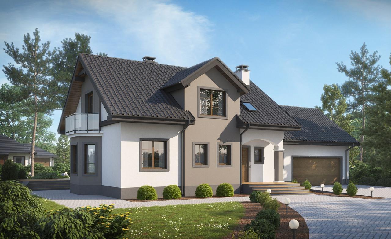 Строительство коттеджей и малоэтажных домов СТРОИТЕЛЬСТВО. Проект Дома № 2,51