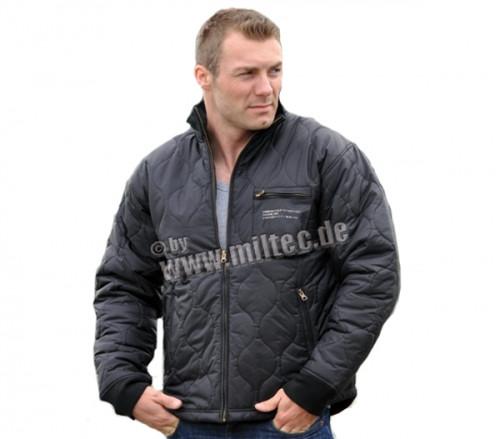 Мужская куртка стеганая. Mil-tec
