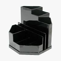 Набор настольный, черный, СПЕКТР (ПН-3ч)