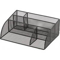 Прибор настольный 260x200x100мм  ,BUROMAX,BM.6240(чорный,серебристый)