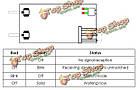 2.4g 8ch совместимый приемник для Futaba t6j t8j t10j t14sg s-FHSS з-Sbus, фото 5