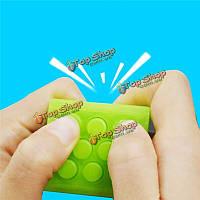 Puchi снятие стресса сжимающую пузырь упаковки сумасшедший гаджет бесконечный поп-брелок поп-обертка