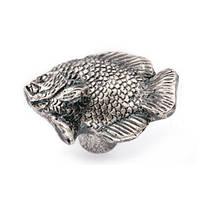 """Ручка кнопка стилизованная NL-PS-06100 """"Рыба"""", фото 1"""