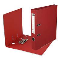 Папка-регистратор двухсторонний Prestige, A4, корешок 5 см.,бордовая,AXENT 1711-05P-А