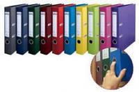 Папка-регистратор двухсторонний  Prestige, A4, корешок 5 см.,фиолетовая,AXENT 1711-11P-А
