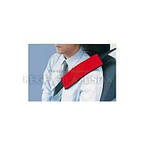 Чехол Koszulki на ремень безопасности (красный)