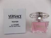 Тестер без крышечки духи женские  Versace Bright Crystal (Версаче Брайт Кристалл)