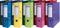 Папка-регистратор двухсторонний Prestige, A4, бордовая 7,5 см,AXENT 1712-05P-A