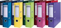 Папка-регистратор двухсторонний Prestige, A4, желтая 7,5 см,AXENT 1712-08P-A