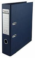 Папка-регистратор двухсторонний  Prestige, A4, синяя 7,5 см,AXENT 1712-02P-A