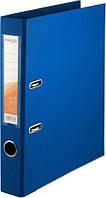 Папка-регистратор двухсторонний ,Delta by Axent, корешок 5 cм, голубая D1711-07C