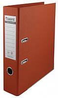 Папка-регистратор двухсторонний  Prestige, A4, красная 7,5 см,AXENT 1712-06P-A