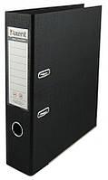 Папка-регистратор Prestige, A4, черная 7,5 см,AXENT 1712-01P-A